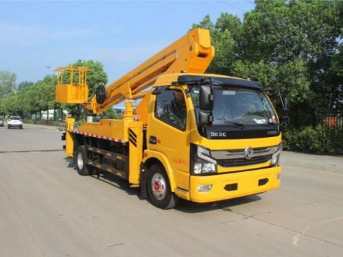 国六东风多利卡25米直臂高空作业车