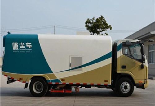 江淮5噸吸塵車