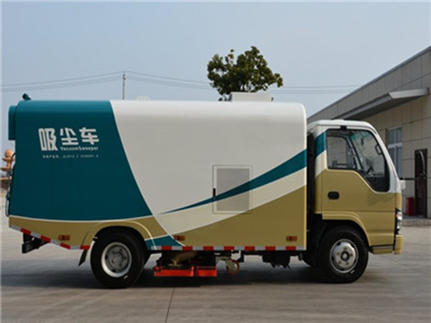 五十鈴5噸吸塵車