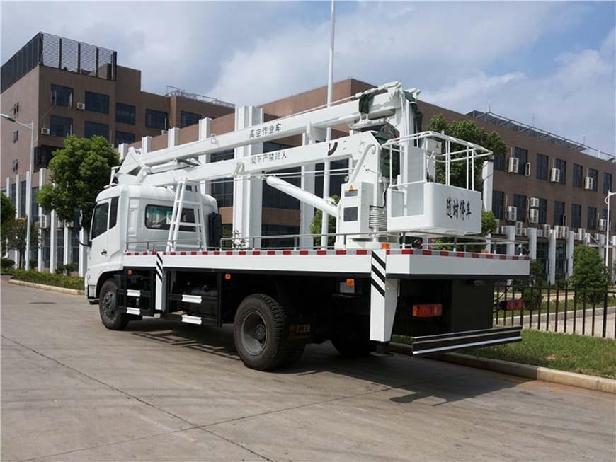東風天錦20米高空作業車