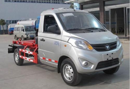國五福田伽途3方車廂可卸式垃圾車