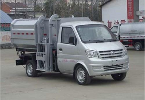国五东风小康挂桶垃圾车