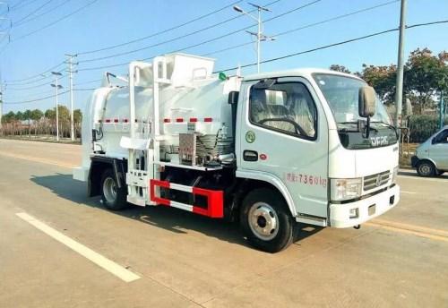 东风多利卡D6系列餐厨垃圾车