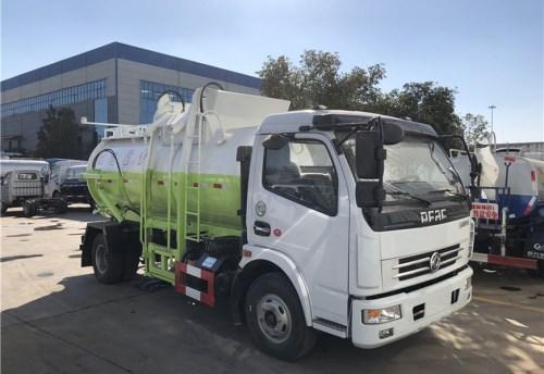 东风5吨泔水垃圾车