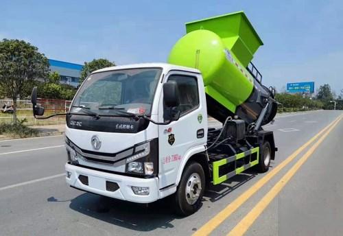 东风多利卡餐厨垃圾车(国六)
