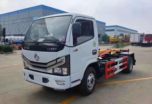 東風多利卡勾臂垃圾車(國六)
