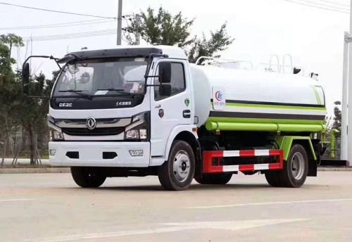 东风K7凯普特9吨国六洒水车
