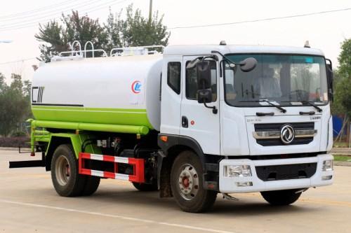 国六东风D9 12吨/14吨洒水车