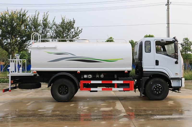 国六东风专底DIL 12吨 洒水车
