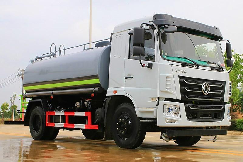 国六华神F5 12吨洒水车