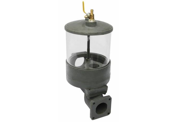 吸污车水气分离器