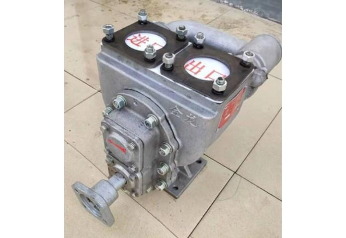 金龙全新轻量化铝合金80YHCB-60型油泵